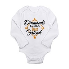 Diamonds BG Body Suit