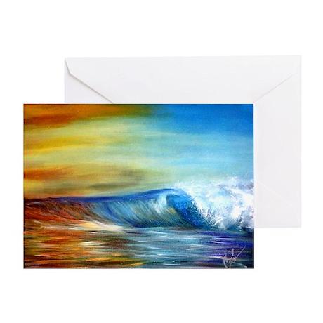 Maui Wave 2 Greeting Card
