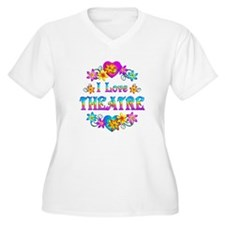 I Love Theatre T-Shirt