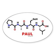 Paul molecularshirts.com Decal