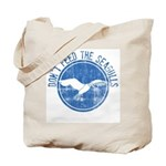 Seagull Tote Bag