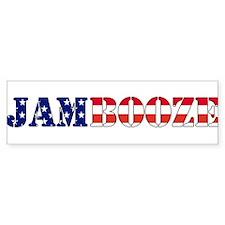 Jambooze Bumper Bumper Sticker