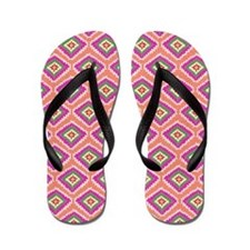 Flip Flops Aztec Fiber