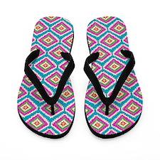 Flip Flops Aztec Fiber 2