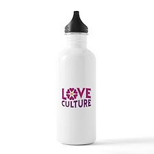Love Culture Water Bottle
