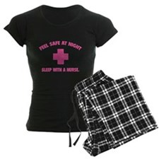 Feel safe at night - Sleep with a nurse pajamas