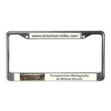 Streetcarmike.com License Plate Frame