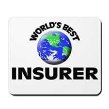 World's Best Insurer Mousepad