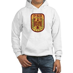 230th MP Company Hooded Sweatshirt