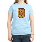 230th MP Company Women's Pink T-Shirt