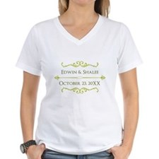 Personalized Anniversary Gift T-Shirt
