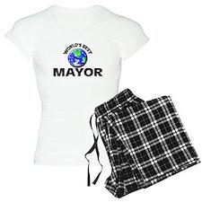 World's Best Mayor Pajamas