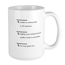 Caffeine Communication Mug