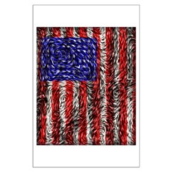 Van Gogh's Flag of the US Posters