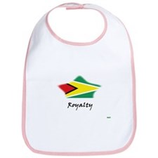 Guyanese Royalty Bib