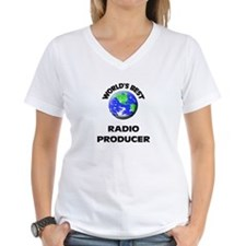 World's Best Radio Producer T-Shirt