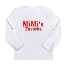 MiMi's Favorite Long Sleeve Infant T-Shirt
