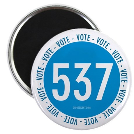 "537 - Vote 2.25"" Magnet (100 pack)"