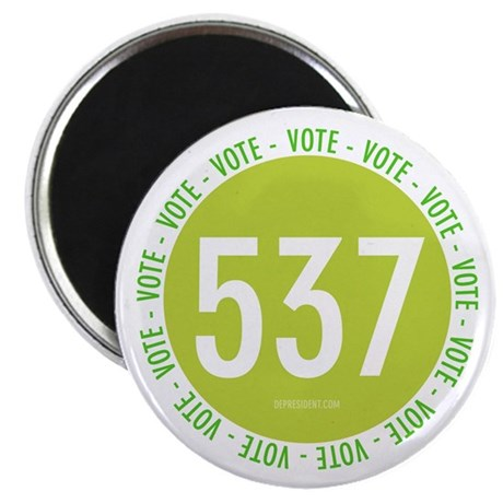 "537 - Vote 2.25"" Magnet (10 pack)"