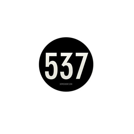 537 - Vote Mini Button