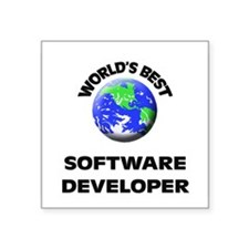 World's Best Software Developer Sticker