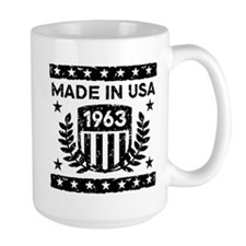 Made In USA 1963 Mug