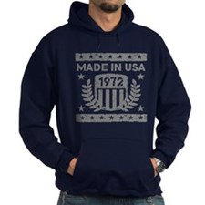 Made In USA 1972 Hoodie