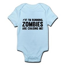 If I'm Running, Zombies Are Chasing Me! Infant Bod