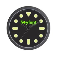 Soylent Green Wall Clock