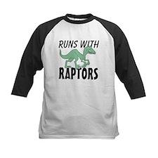 Runs with Raptors Boys Shirt
