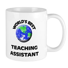 World's Best Teaching Assistant Mug