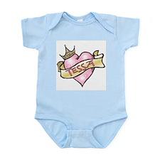 Sweetheart Tessa Custom Princess Infant Bodysuit