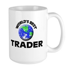 World's Best Trader Mug