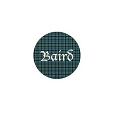 Tartan - Baird Mini Button