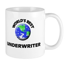 World's Best Underwriter Mug