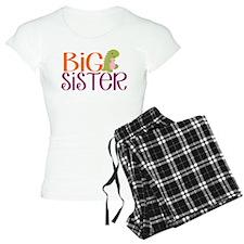 Big Sister Dino pajamas