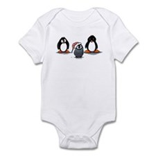 Cute Happy feet Infant Bodysuit