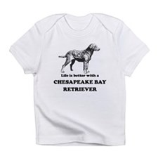 Life Is Better With A Chesapeake Bay Retriever Inf
