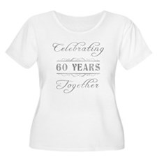 Celebrating 60 Years Together T-Shirt