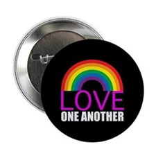 "Love One Another 2.25"" Button"