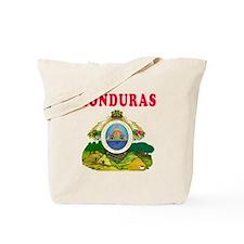 Honduras Coat Of Arms Designs Tote Bag