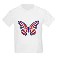 Patriotic Butterfly T-Shirt