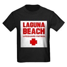 Laguna Beach Lifeguard Patrol Ash Grey T-Shirt