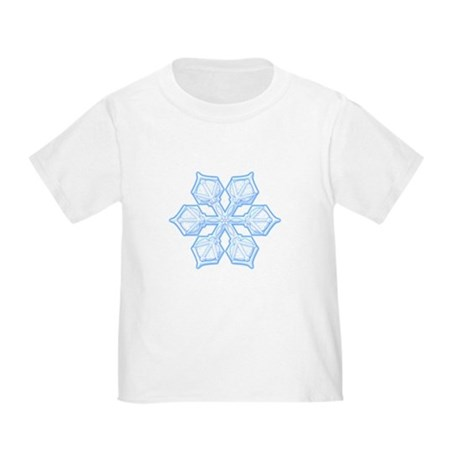 Flurry Snowflake XIX Toddler T-Shirt