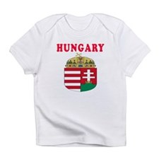 Hungary Coat Of Arms Designs Infant T-Shirt