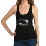 In A Perfect World (Lab) Racerback Tank Top