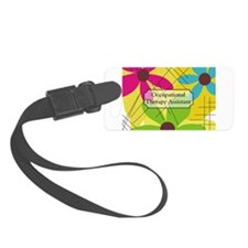 Occupational Therapy Luggage Tag