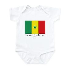 Senegal Infant Bodysuit