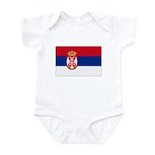 Serbia Onesie