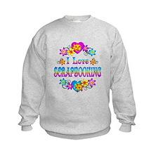 I Love Scrapbooking Jumper Sweater